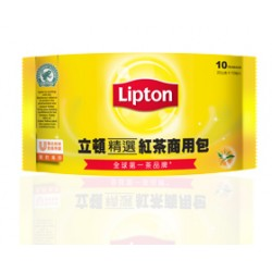 立頓精選紅茶商用包20g(10入)