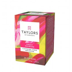 Taylors泰勒茶玫瑰果大黃茶(無咖啡因)