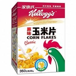 家樂氏 原味玉米片350g