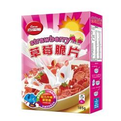 喜瑞爾 草莓脆片