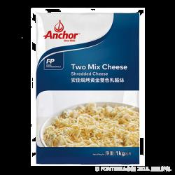 安佳焗烤黃金雙色乳酪絲1kg