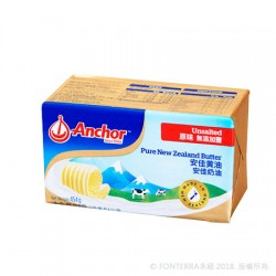 安佳454g裝奶油(無添加鹽)