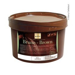 巴芮代可可脂免調溫深色巧克力5kg