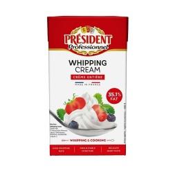 PRESIDENT總統牌動物性鮮奶油35.1%