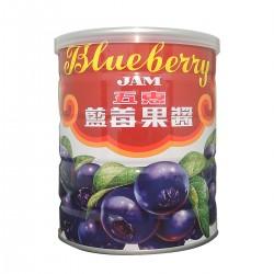 五惠梨山藍莓醬(900g)