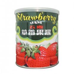 五惠梨山草莓醬(900g)