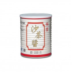金福華沙茶醬17kg