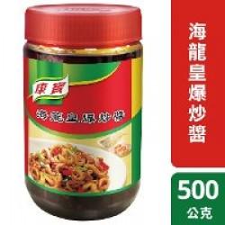 康寶海龍皇爆炒醬500g