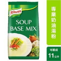 康寶奶油湯底-原味